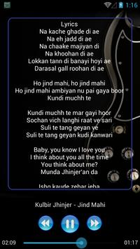 New PUNJABI SONG & Lyric screenshot 6