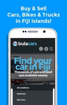 BULACARS - Buy&Sell Cars Fiji poster