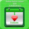 Bulan bulan Islam & Fadilahnya-icoon