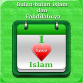Bulan bulan Islam & Fadilahnya icon