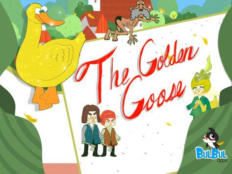 The Golden Goose - Fairytale poster