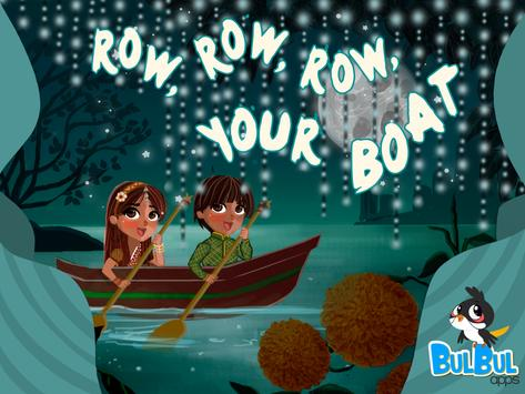 Row Row Row Your Boat poster