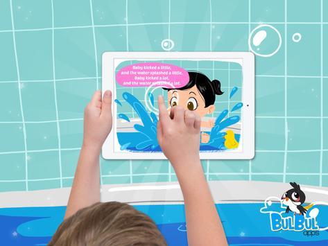 Baby Bath Time - Cute Baby App screenshot 1