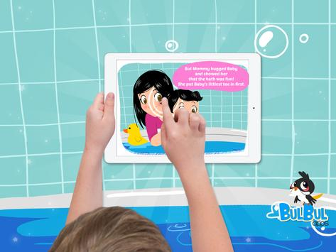 Baby Bath Time - Cute Baby App screenshot 5