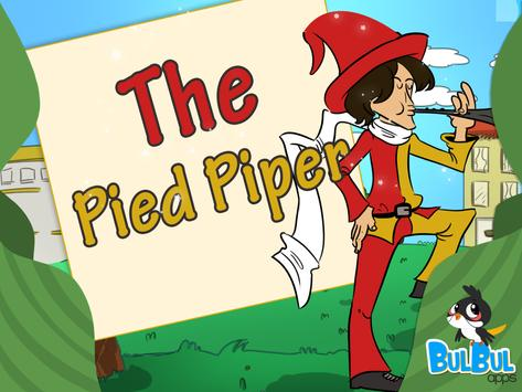 Pied Piper Animated Kids App poster