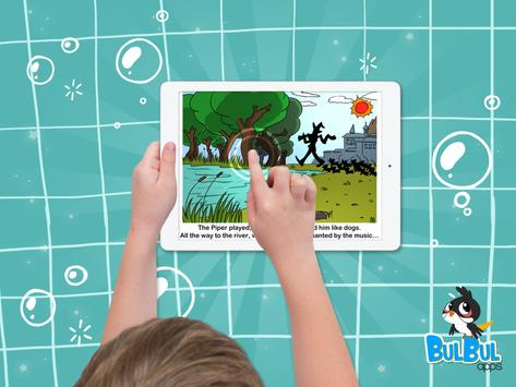 Pied Piper Animated Kids App apk screenshot