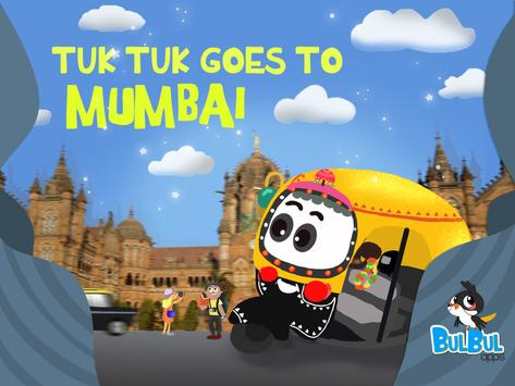 TukTuk In Mumbai- Kids Travel screenshot 8