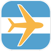 Airports from Argentina icon