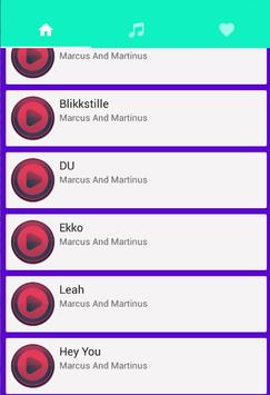 Music Marcus Martinus & Lyrics poster