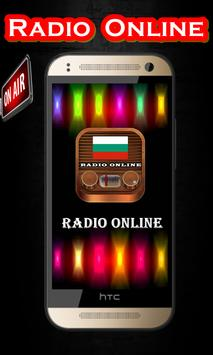 Bulgaria radio online apk screenshot