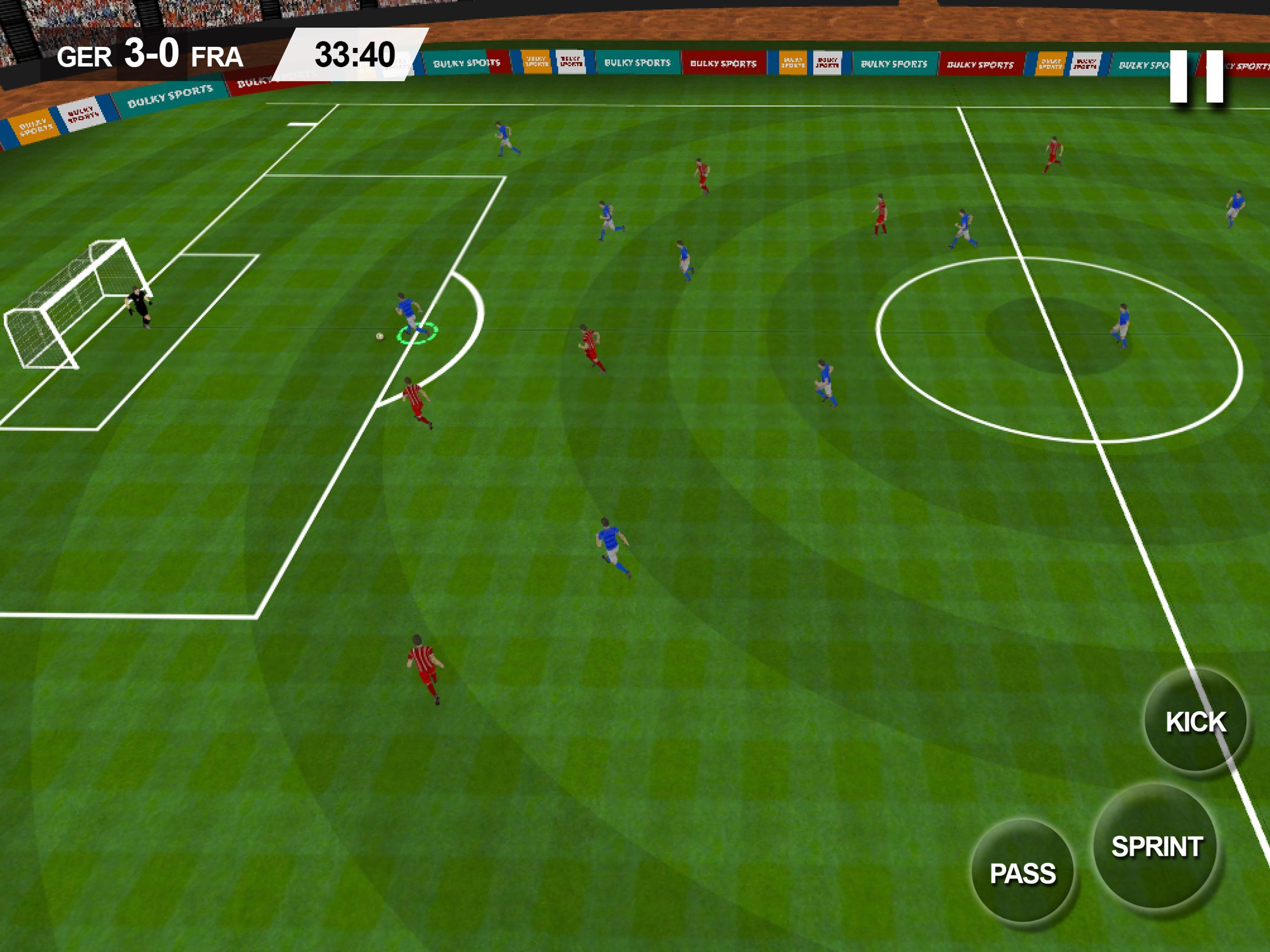 Fußball Game