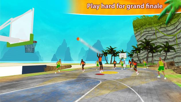 World Beach Baskeball 2017 screenshot 3