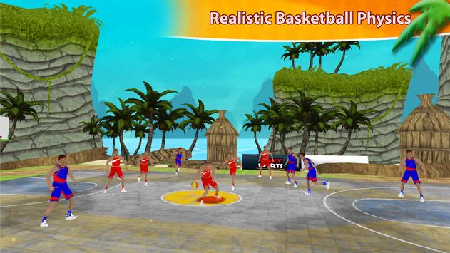 World Beach Baskeball 2017 screenshot 1