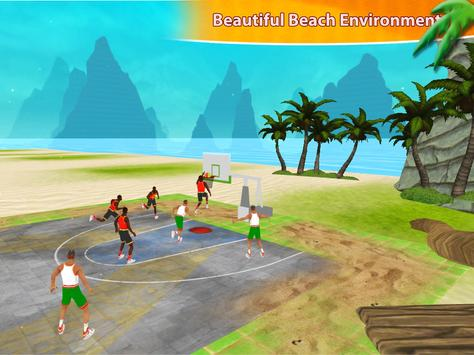 World Beach Baskeball 2017 screenshot 6