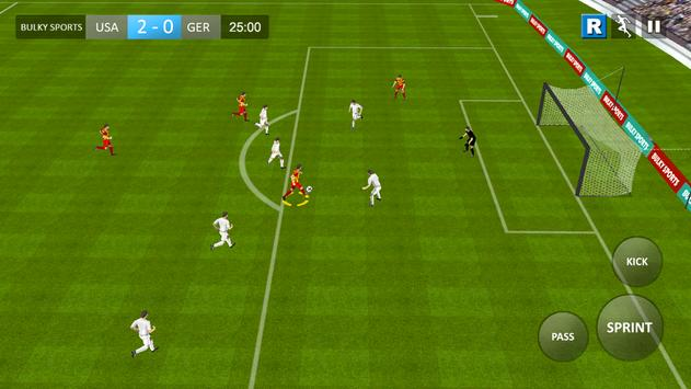 Play Soccer Game 2018 : Star Challenges screenshot 2