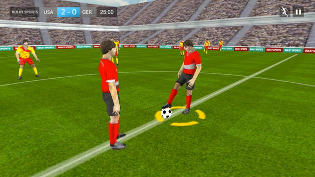 Play Soccer Game 2018 : Star Challenges screenshot 4