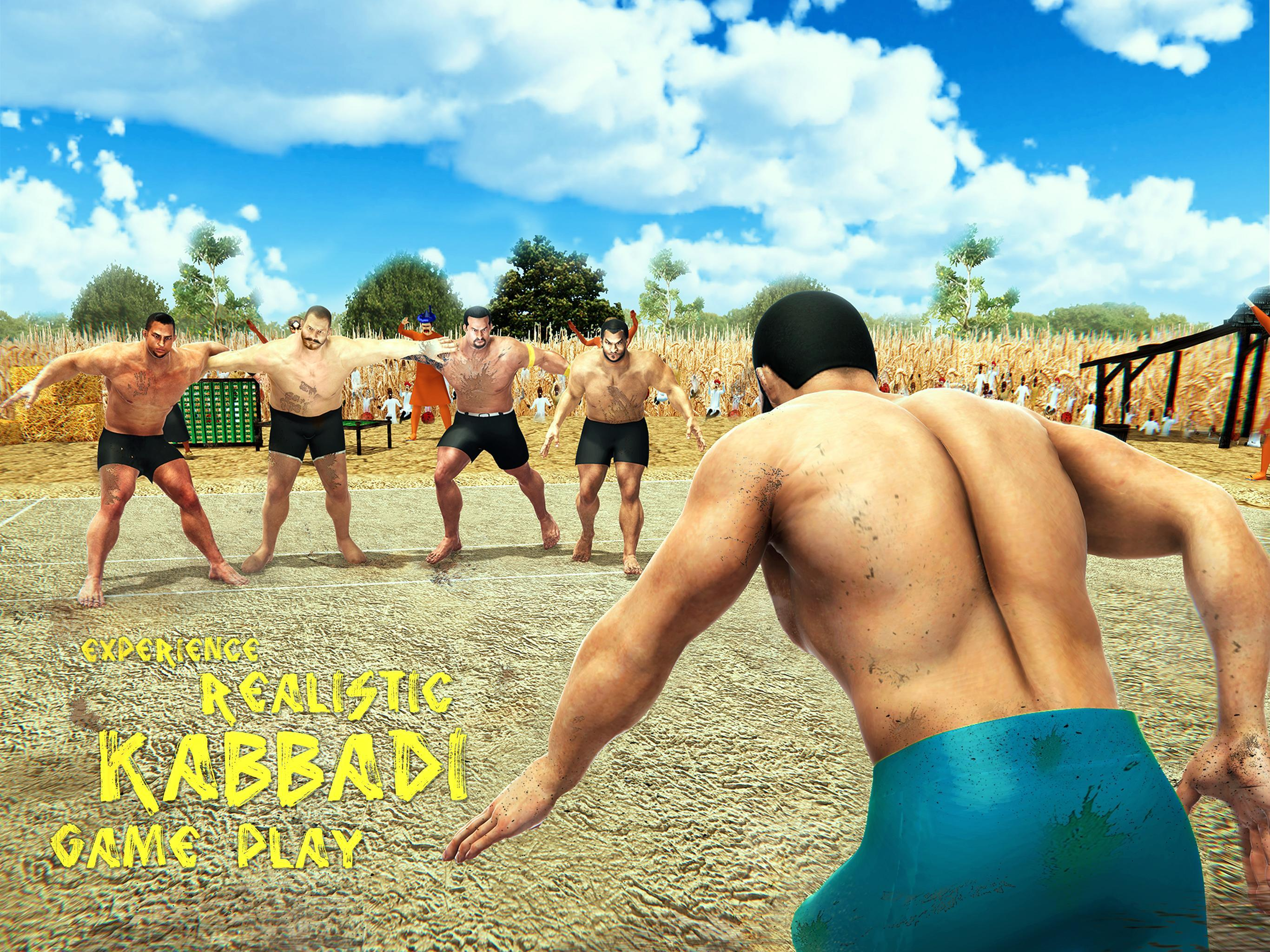 Play Kabaddi Cup 2018 Real League Raiders Clash For Android Apk Download