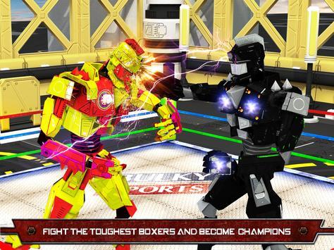 World Robot Boxing Fighting 17 apk screenshot