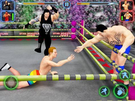 World Tag Team Stars Wrestling Revolution 2018 Pro apk screenshot