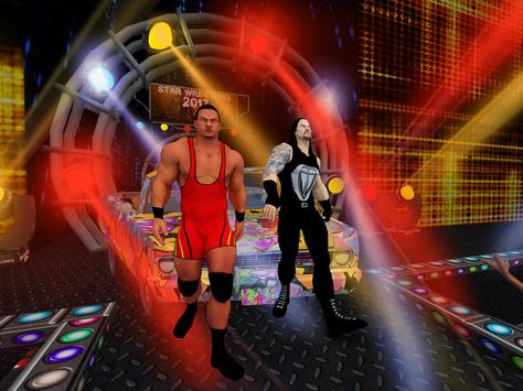 World Tag Team Stars Wrestling Revolution 2018 Pro apk screenshot