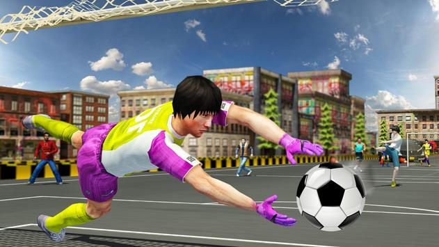 Street Soccer Stars League 2018: World Pro Manager screenshot 1