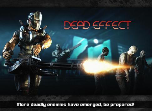 Dead Effect تصوير الشاشة 5