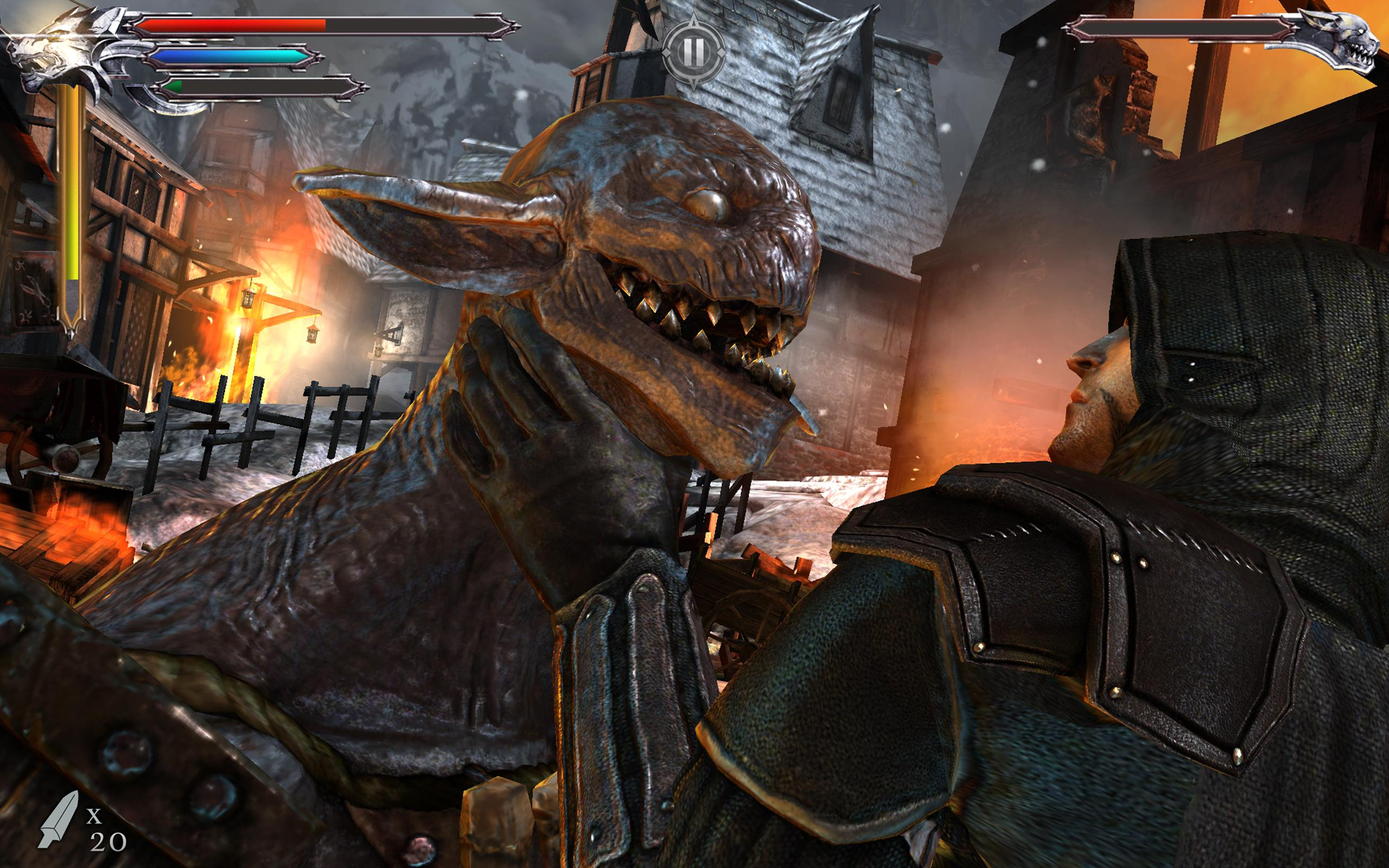 Joe Dever's Lone Wolf for Android - APK Download