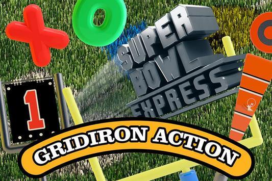 Super Bowl Express:  Football! poster