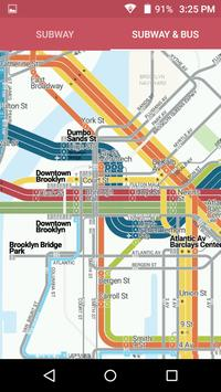 Bullet Map NYC apk screenshot