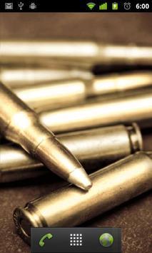bullets wallpapers apk screenshot