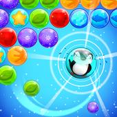 Penguin World  Bubble Shooter icon
