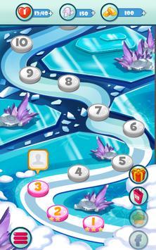 Penguin World  Bubble Shooter apk screenshot
