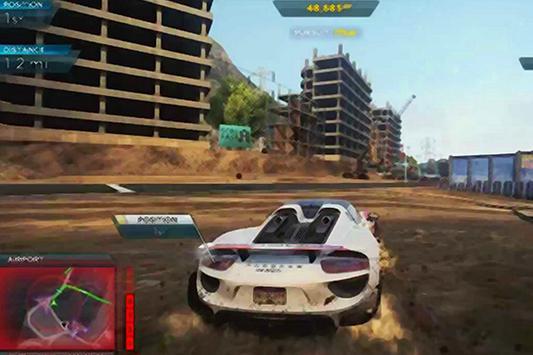 Video NFS Most Wanted screenshot 1