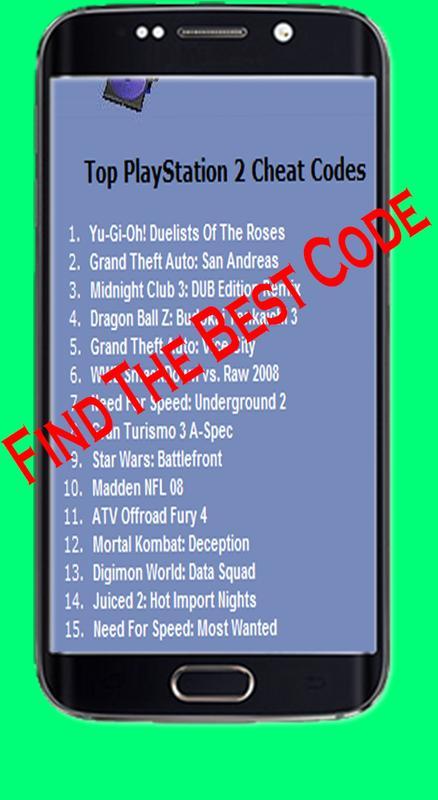 Kamus Kode Ps2 Lengkap For Android Apk Download