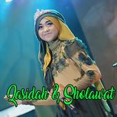 Qasidah&Qasimania Audio Mp3 icon