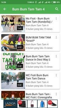 Bum Bum Tam Tam Dance screenshot 3