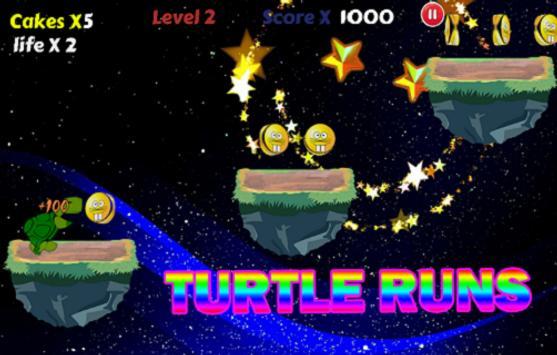 Turtle giant run screenshot 2