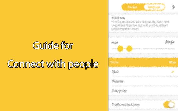 Guide for Bumble Date Network apk screenshot