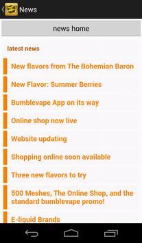 Bumblevape screenshot 5