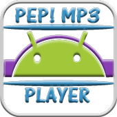 Pep! Mp3 Player icon