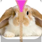 Bunny Clever Zipper Locker icon