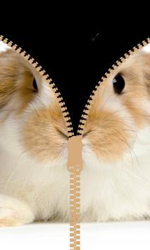 Bunny Clever Zipper Locker screenshot 5