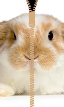 Bunny Clever Zipper Locker screenshot 2