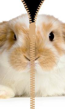Bunny Clever Zipper Locker screenshot 3