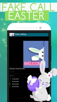 Call From Easter Bunny poster