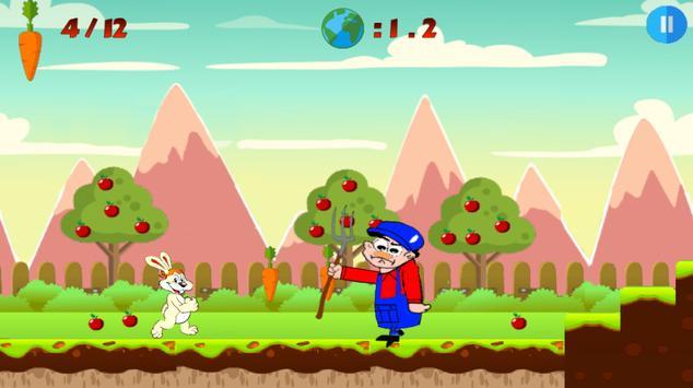 Bunny Vs The Farmer screenshot 4