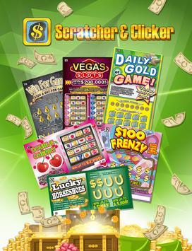 Scratch Card & Clicker apk screenshot