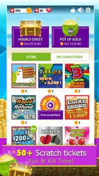 Scratcher & Clicker apk screenshot