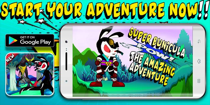 Savage Bunicula Adventure Bunny world screenshot 1