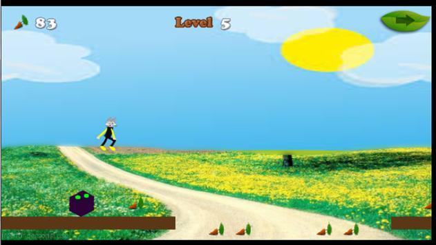 Funny Bunny Games apk screenshot